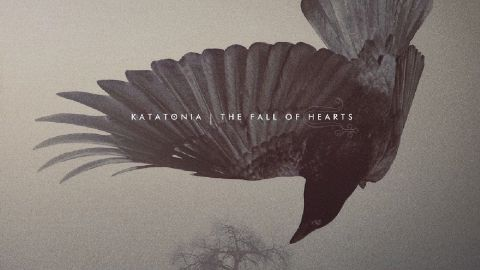 Katatonia The Fall Of Hearts album cover