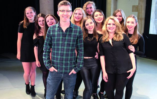 Gareth Malone is back on home turf this week as he returns to the South West for the penultimate regional heat in the series.