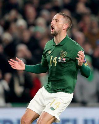 Republic of Ireland v Denmark – UEFA Euro 2020 Qualifying – Group D – Aviva Stadium