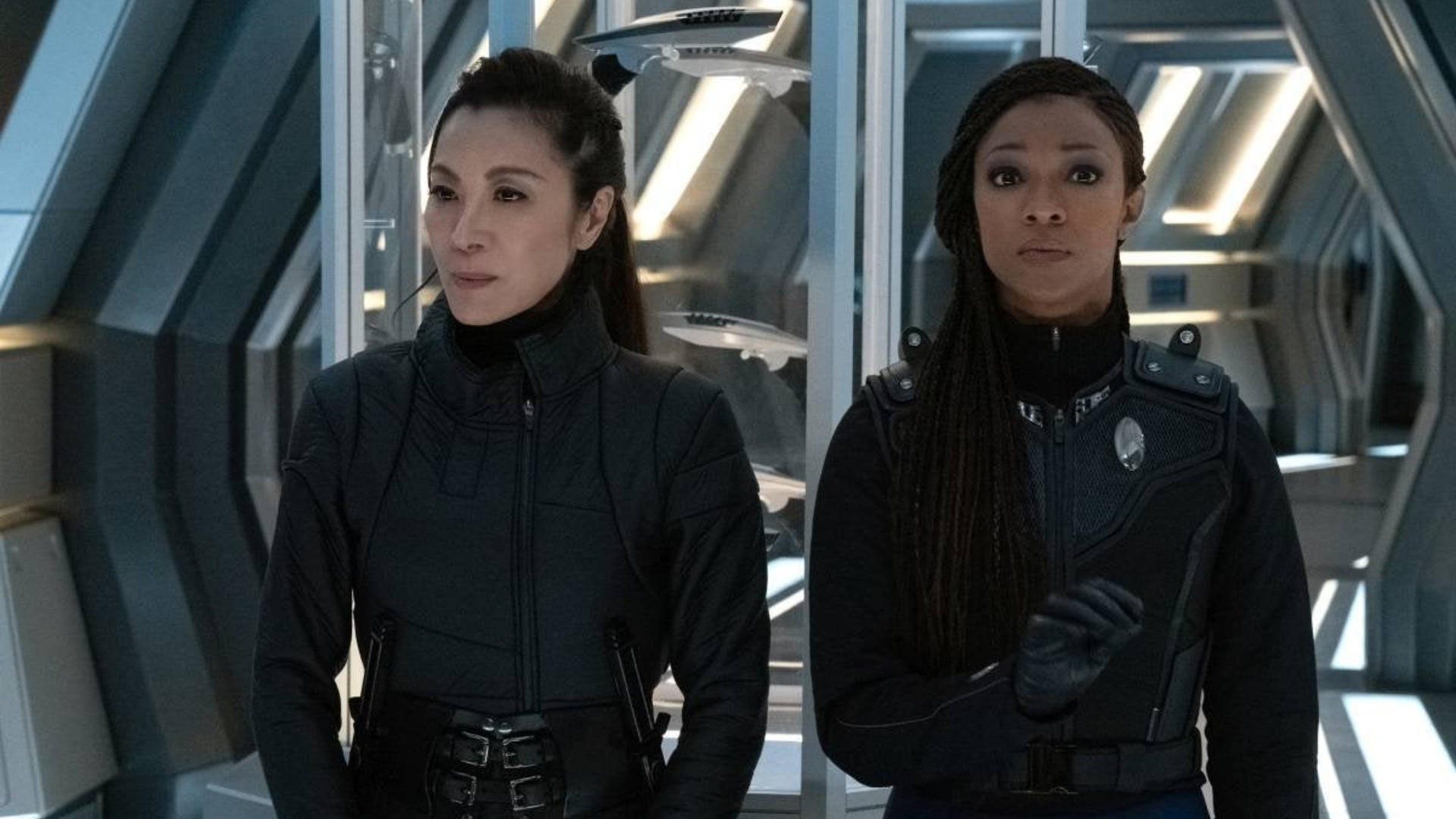 Star Trek Discovery Season 3 Episode 9 Review You Could Tie Your Head In Knots Thinking About The Temporal Mechanics Gamesradar