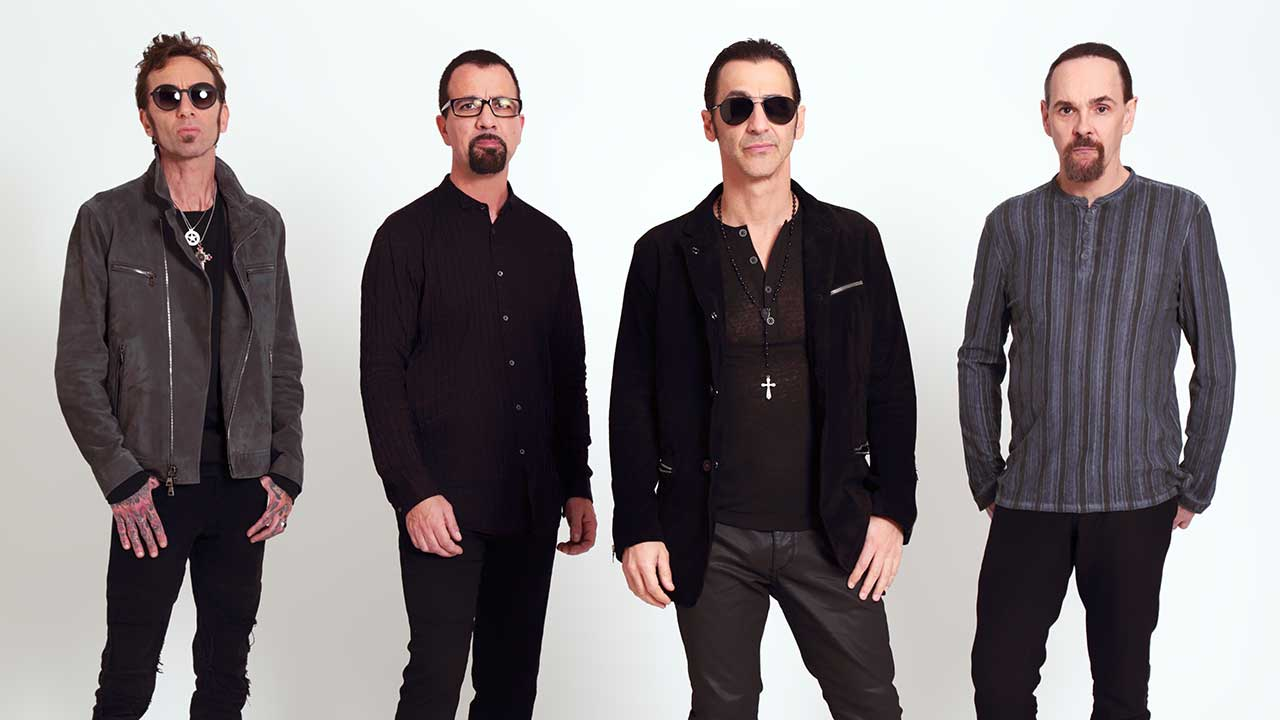 Sully Erna's track-by-track guide to Godsmack's When Legends Rise   Louder