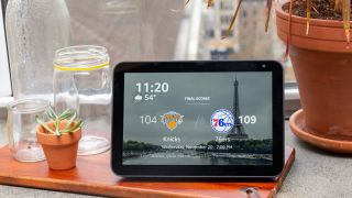 How to change the picture on your Echo Show