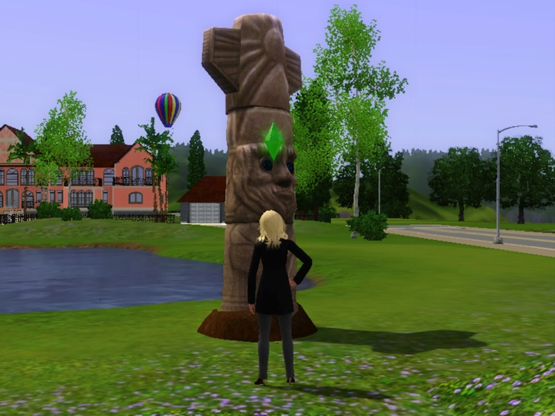 The Sims 3 Seasons Brings Weather And Festivals To The Sims World #25026