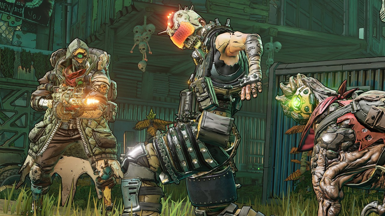 Borderlands 3 is mindless fun, and maybe that's what we need
