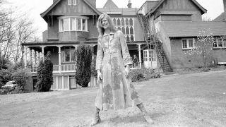 David Bowie in 1971