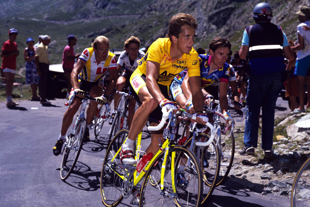 Greg Lemond Tour De France
