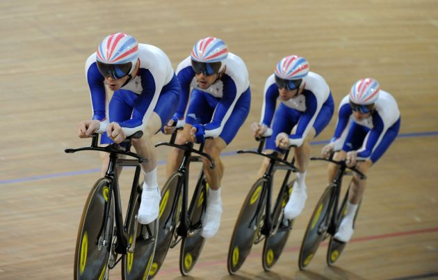 British track riders raring to go cycling weekly
