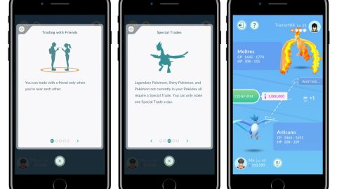 Pokémon Go: Friendship and Trading are coming soon!