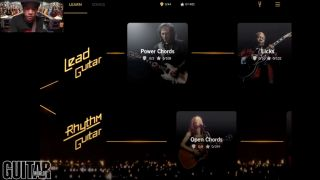 R.J. Ronquillo demos the Gibson App