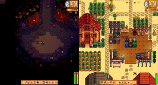 Stardew Valley split-screen teaser image