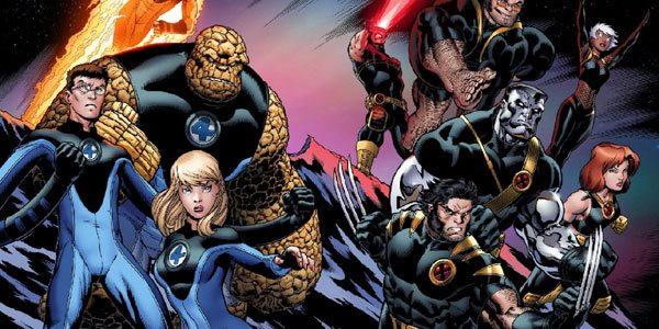 The X-Men Will Team Up With The Fantastic Four, Get the Details