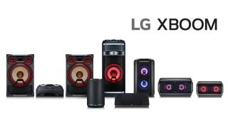 LG XBoom