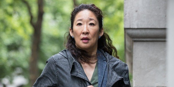 Eve Polastri Sandra Oh Killing Eve The BBC