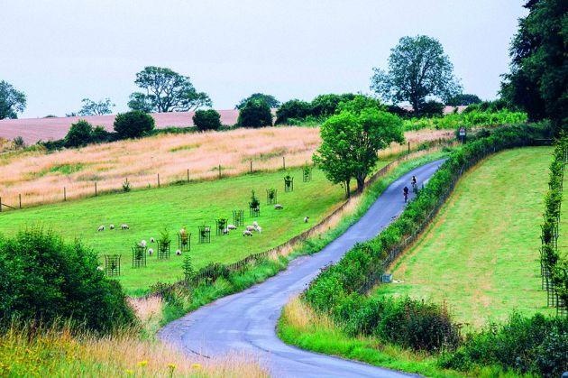 Wiltshire Wildcat ride - Cycling Active - DG37