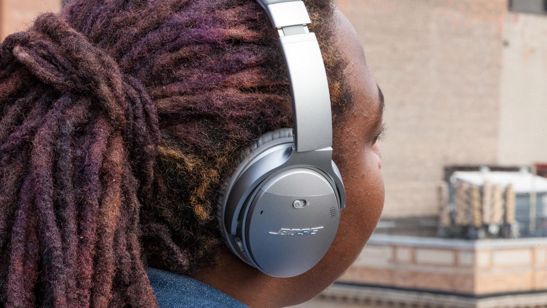 Best noise cancelling headphones: Bose QuietComfort 35 II