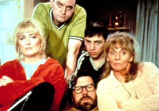 The Royle Family featuring Ricky Tomlinson