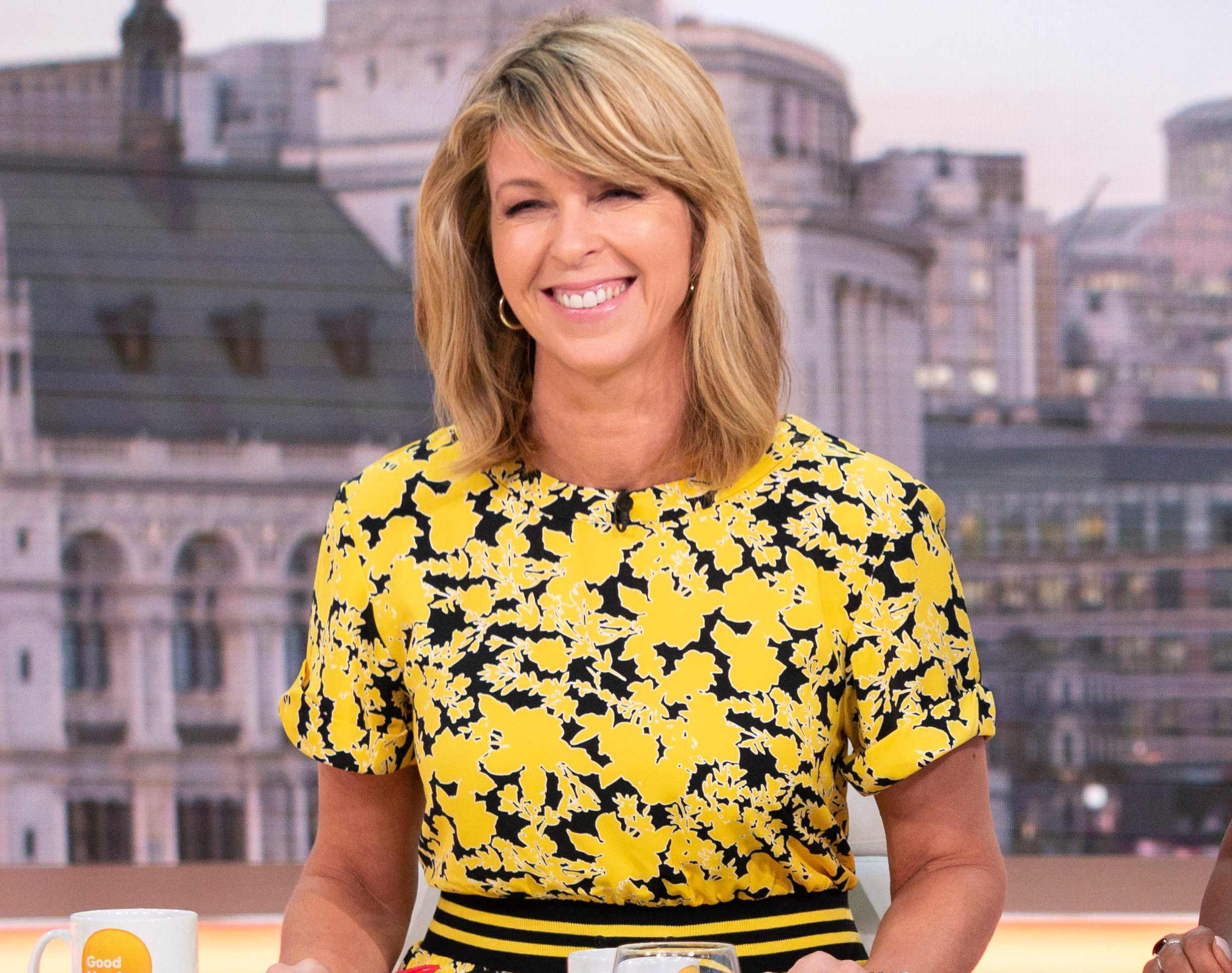 Watch Ruth Langsford stuns in gorgeous summer dress from Catherine Middleton's favourite designer video