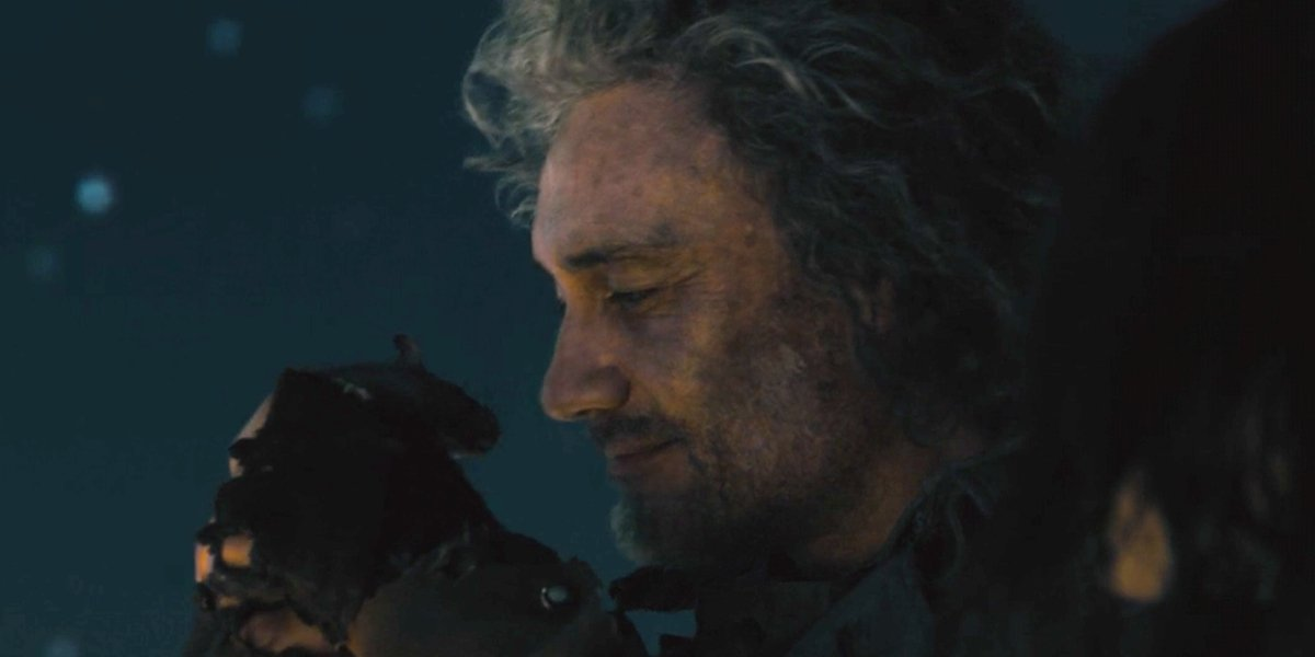 Taika Waititi as Ratcatcher I in The Suicide Squad