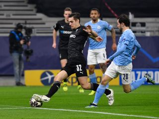 Borussia Monchengladbach v Manchester City – UEFA Champions League – Round of 16 – First Leg – Puskas Arena