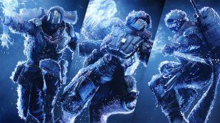 Destiny 2 Beyond Light Europa Armor