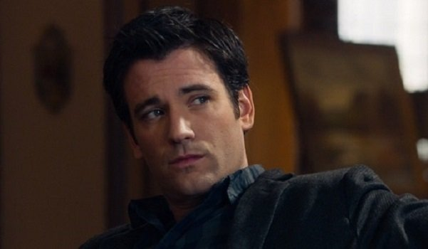 Colin Donnell as Tommy Merlyn on Arrow