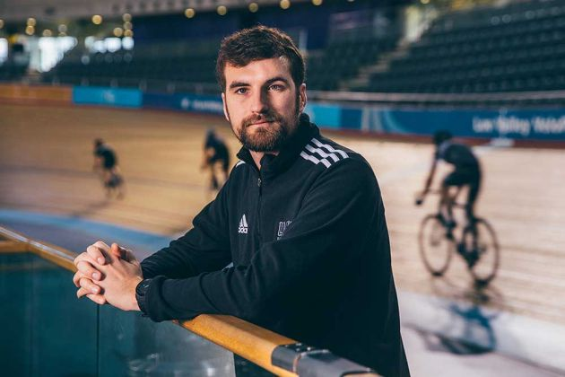 Thumbnail Credit (cyclingweekly.co.uk) Daniel Gould : Jonny Bellis at Lee Valley Velodrome Credit: Daniel Gould