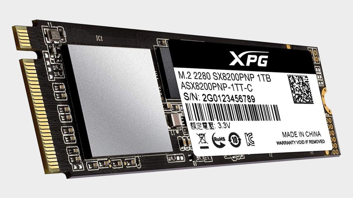 Adata XPG SX8200 Pro 1TB SSD review