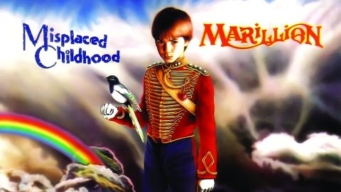 Cover art for Marillion - Misplaced Childhood album