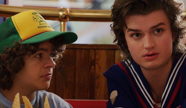 Dustin And Steve Stranger Things Netflix