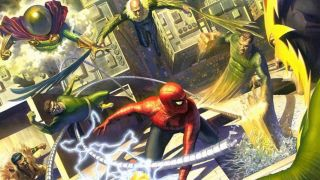 image of the Sinister Six