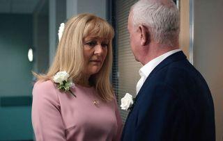 Casualty spoilers: Tragic wedding day death! Is it Glen?