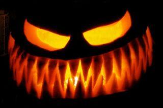 halloween, night vision