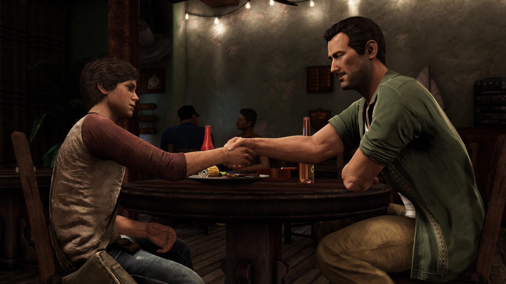 If The Uncharted Movie Should Learn Anything From The Games It S