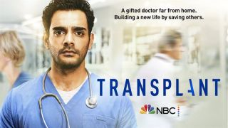 Key art for CTV's Transplant