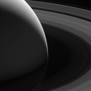 Saturn by Cassini