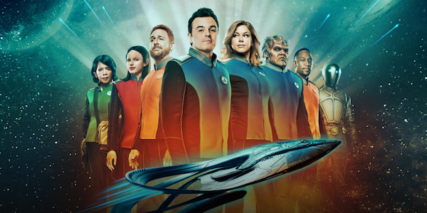 the orville cast fox