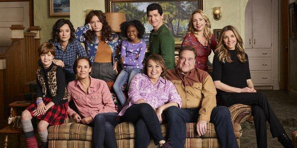 Roseanne Cast Roseanne ABC