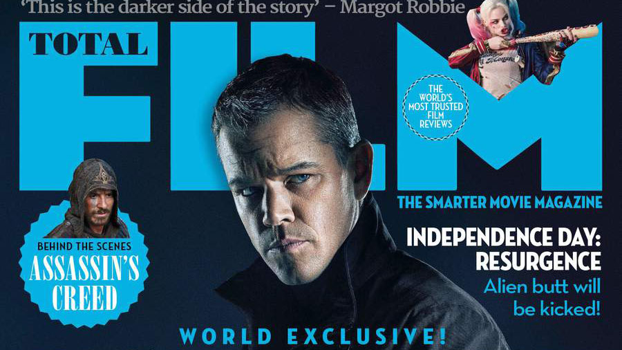 Welcome To The New Total Film Magazine Gamesradar