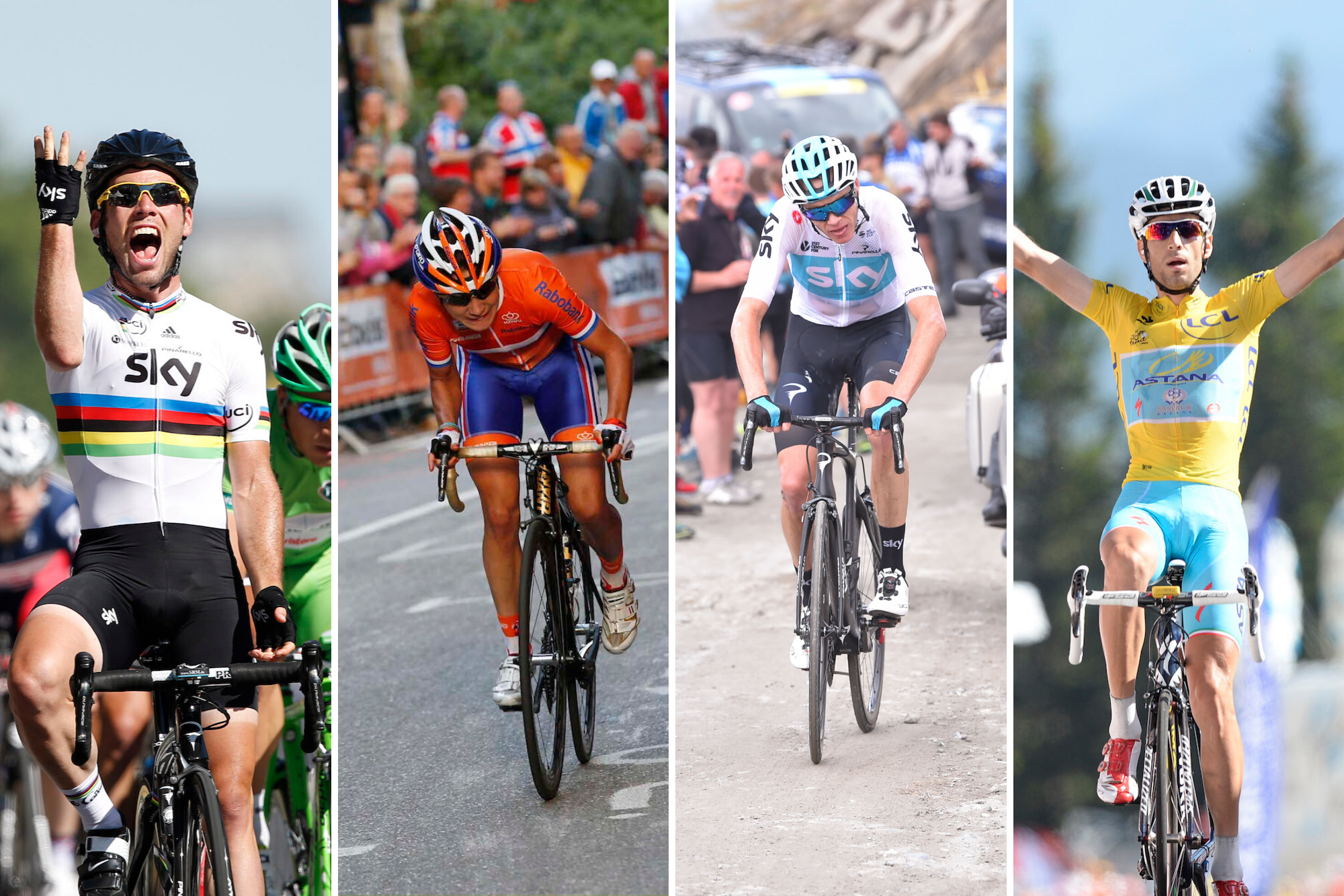 Who were the best riders of the 2010s?