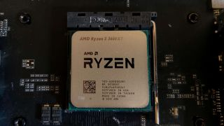 AMD Ryzen 5 3600XT Overclocking