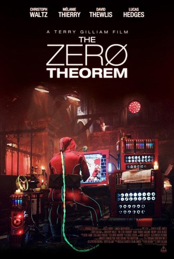 zero theorem poster