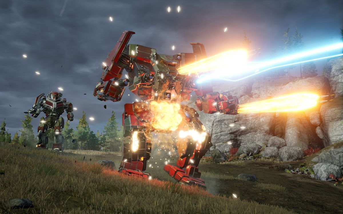 Mechwarrior 5: Mercenaries gets a launch trailer and final system requirements