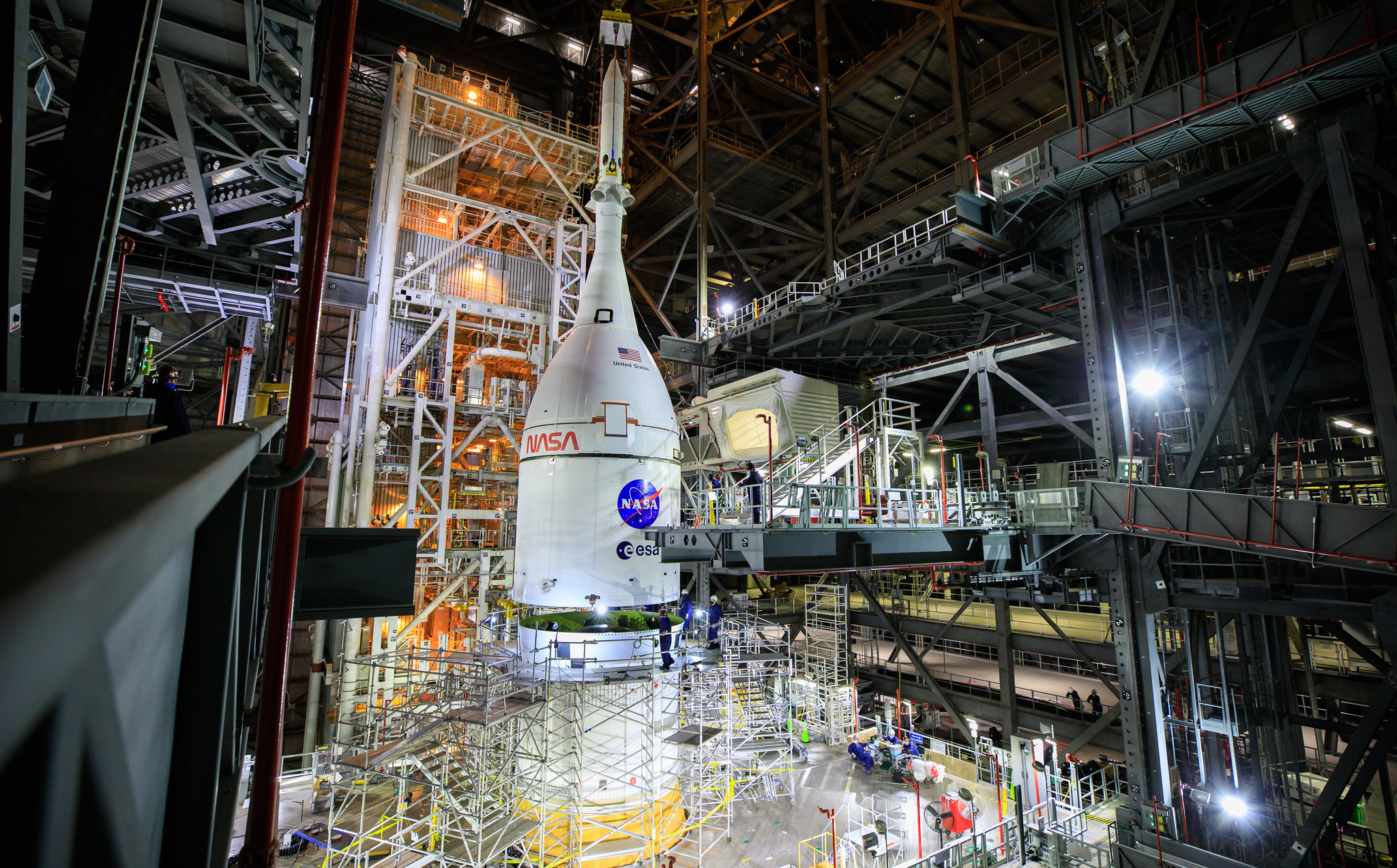 NASA Set to Launch Uncrewed Artemis 1 Mission to the Moon in February 2022