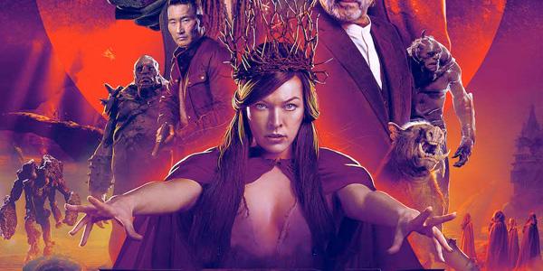 Milla Jovovich in Hellboy 2019