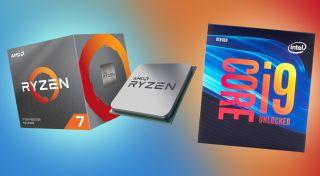 CPU Intel / AMD