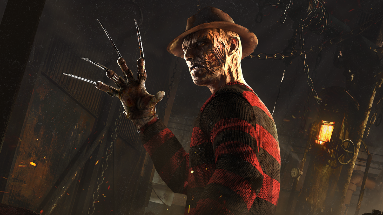 Dead by Daylight's graphical overhaul is halfway done, here's what's coming next