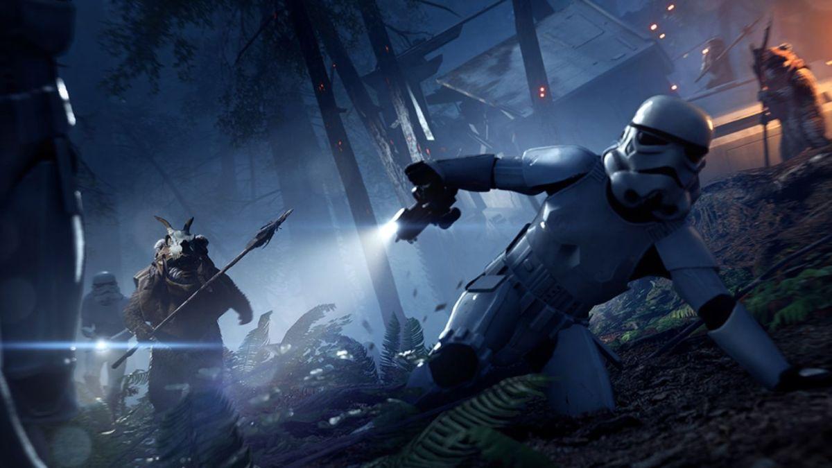 Storm Trooper Wallpaper 4k
