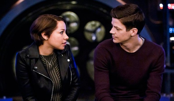 nora and barry the flash season 5