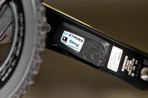 Stages Power Meter DA 9000