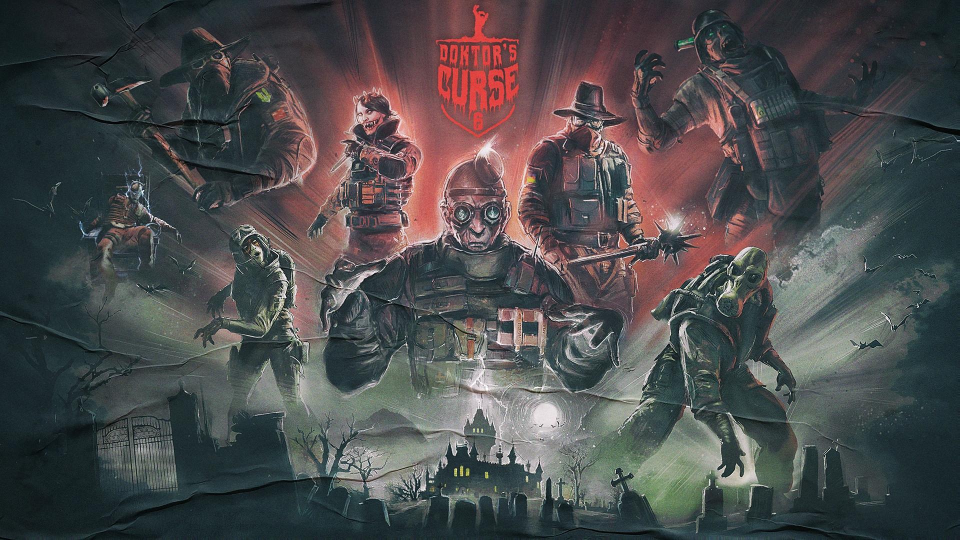 Rainbow Six Siege Doktor S Curse Halloween Event Is Live Gamesradar